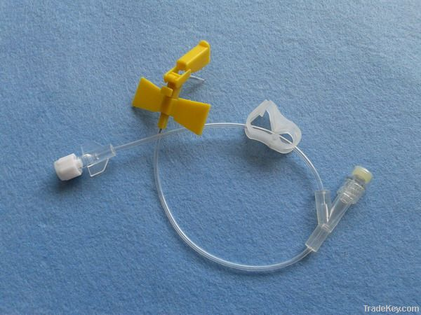 Safety Huber Needle