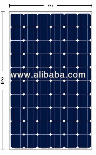 250W Korean-made Solar Panel