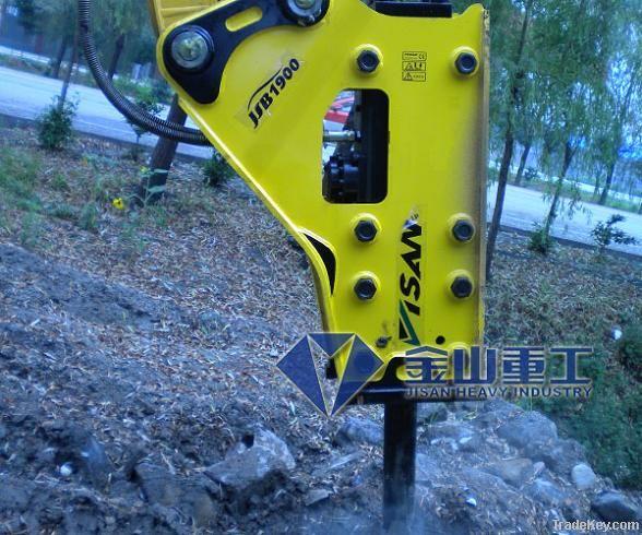 hammer crusher side type