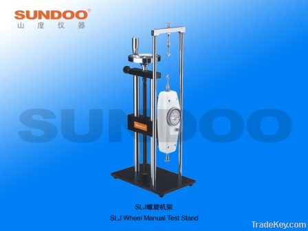 SLJ Wheel Test Stand