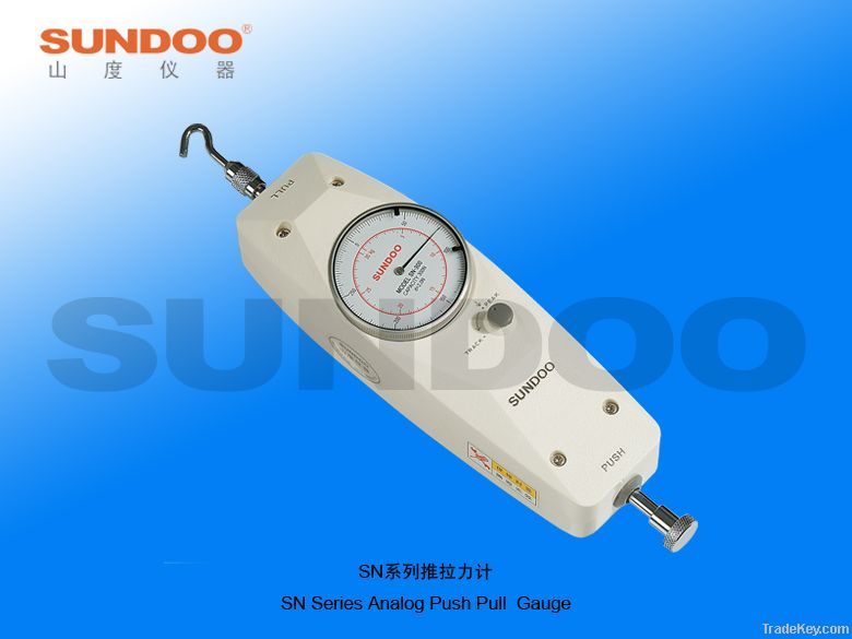 SN Analog Force Gauge