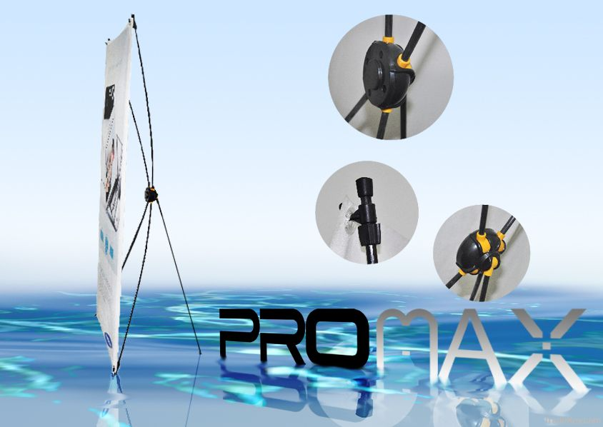 Promax Roll Up Banner