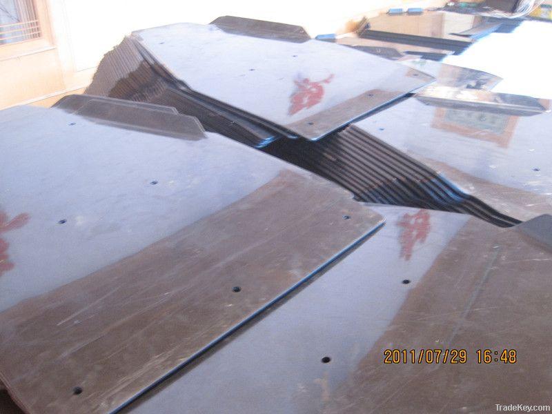 Uhmwpe Auto Skid Plates