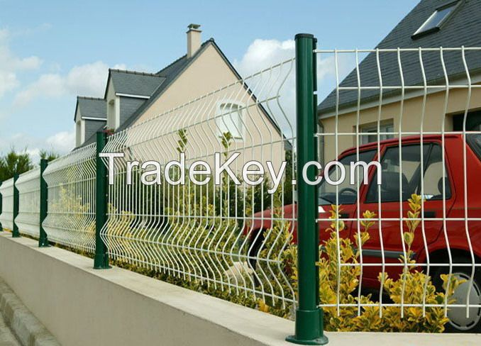 Security Wire Mesh Fence/Sports Fence Panel/Wire Mesh Fence