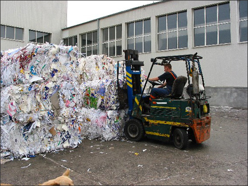 Sell Waste Paper-Recycling