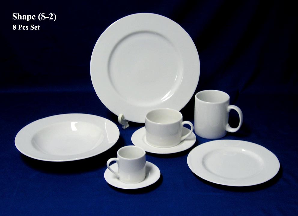 Ceramic Tableware - Dinner Set