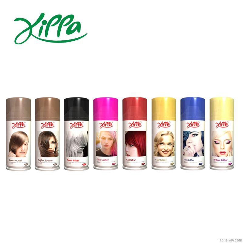 2014 popular temporary hair color spray 150ml