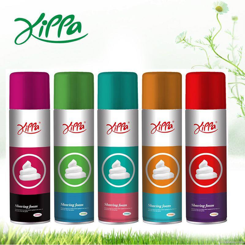 shaving foam/shaving gel for men's care