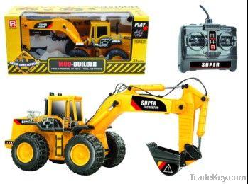 RC Excavator Models