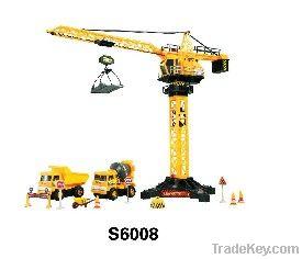 Crane Truck Toy