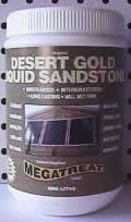 Megatreat Desert Gold Liquid Sandstone