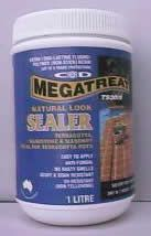 Megatreat Natural Look Sealer