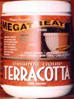 Megatreat Liquid Terracotta