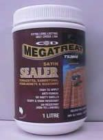 Megatreat Satin Sealer
