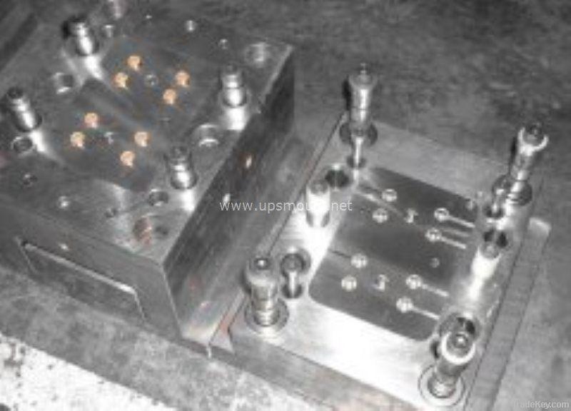 LKM, Futaba, DME, PCS Standard Mold Base