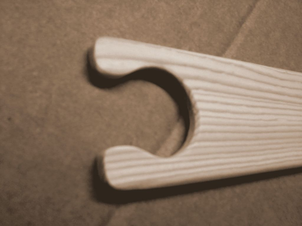 Weaving Stick Shuttles 12'' inches long x 1.5'' inches wide. Natural Wood
