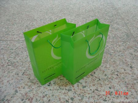 pp plastic shopping bag gifts bag