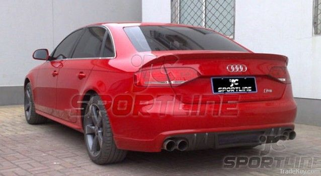 Audi A4 B8 body styling body kits Rieger Design