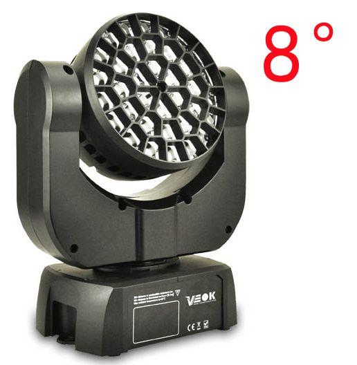 Mini  LED Moving Head Light 130W