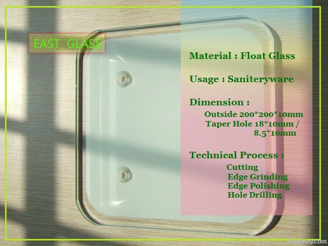 Curved glass, Bend glass, Lighting cover, glass cover