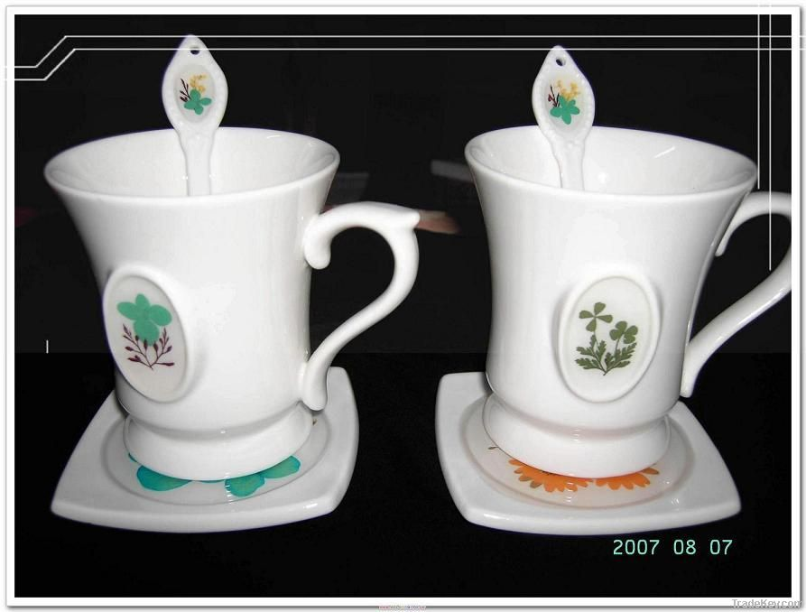 Ceramic Tableware, Ceramic Coffee Cup,