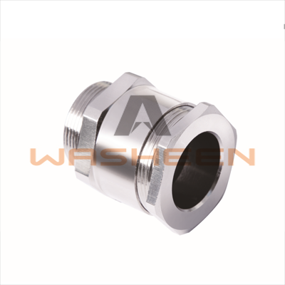IP68 Waterproof Stainless Steel 304 Cable Gland with CE, UL, RoHS Certificate