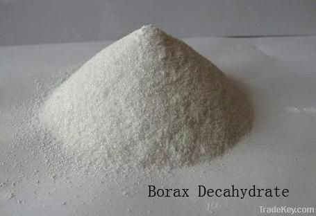 Sodium Tetraborate Decahydrate