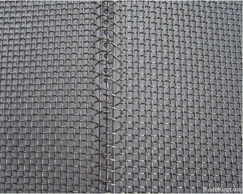 Crimped Wire Mesh -k