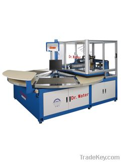 Water Jet Cutting Machine Rotating Triple Work Table By SEMLIMA - Rotating work table