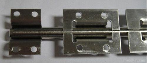 Stainless steel door bolt