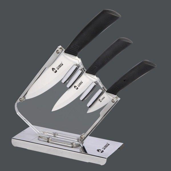Food grade high quality ceramic knife set