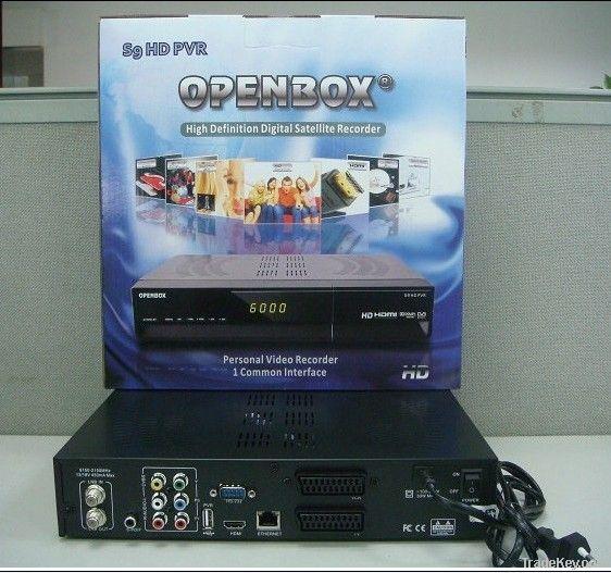 HD DVBS2 PVR