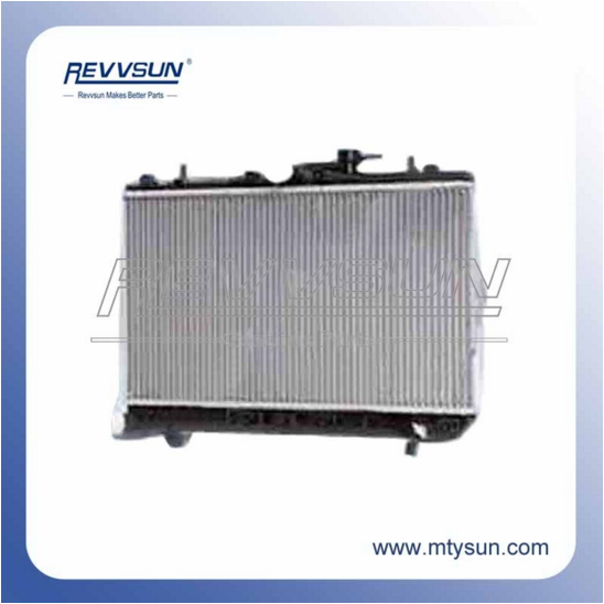Radiator, engine cooling for HYUNDAI 25310-22000, 25310-22005, 25310-22020, 25310-22A00