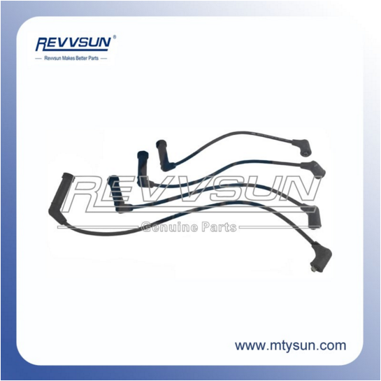 Ignition Cable Kit for HYUNDAI 27501-22B00, 27501-22B10
