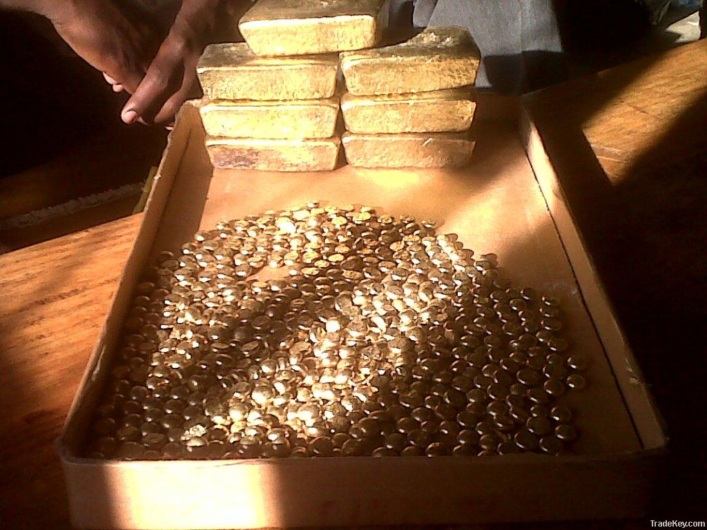 Pure Gold from Tanzania