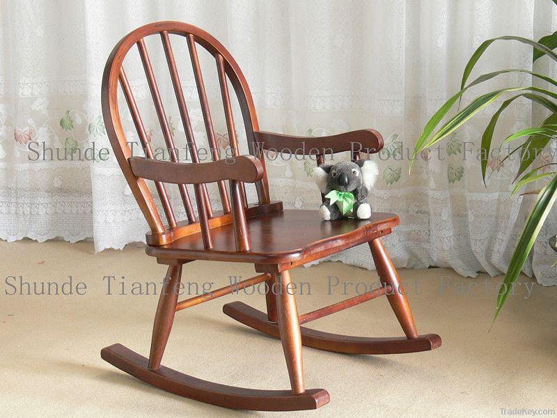 Children Glider Rooking Chair
