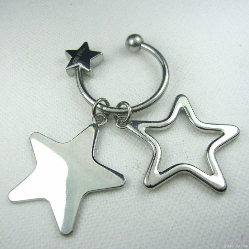 Star Novelty key holder