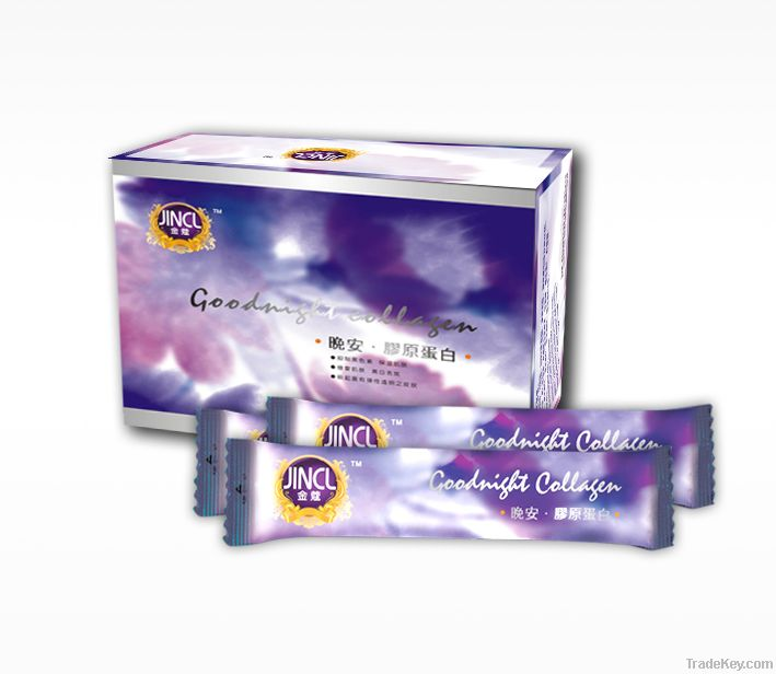 nature The Good Night Collagen tea for health care products