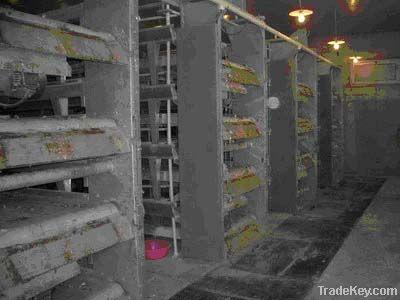 automatic hen breeding machine