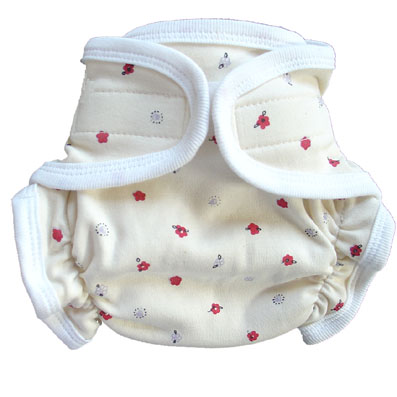Sckoon Organic Cotton Baby Cloth Diaper