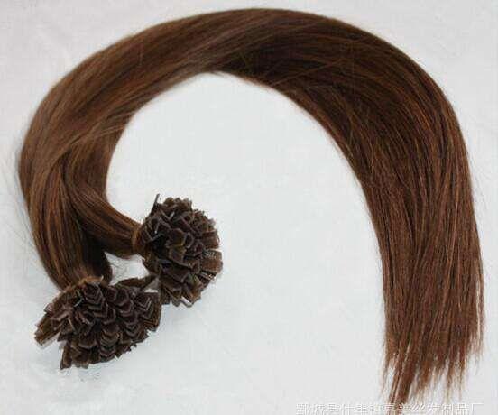 V tip hair extension