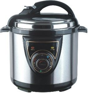 Stainless Steel Electric Pressure Cooker