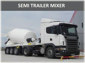 Trailer Mixer (Concrete)