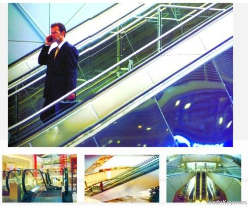 Automatic Indoor  Escalator