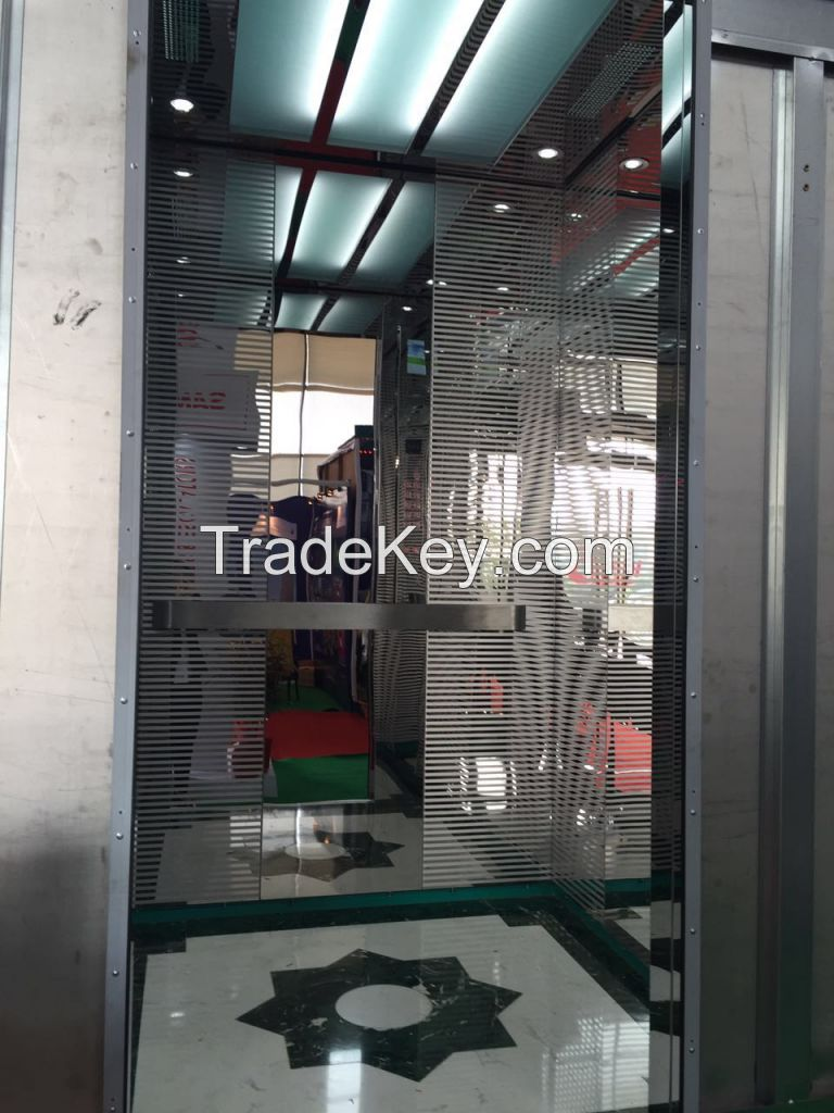 Residential passenger elevator  MRL elevator