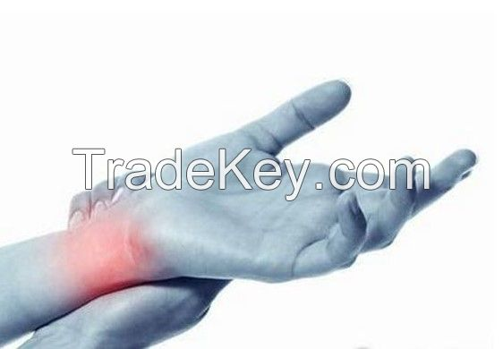 Chinese Medicine patches with Musculoskeletal pain remission