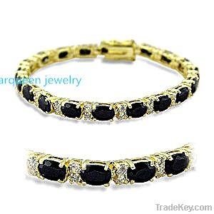 parqueen sterling silver bracelet