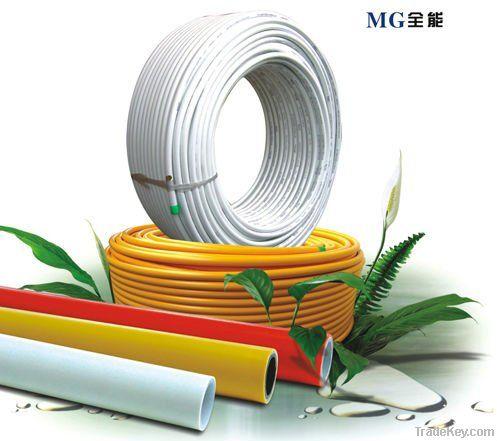 PE(X)-AL-PE(X) composite pipe