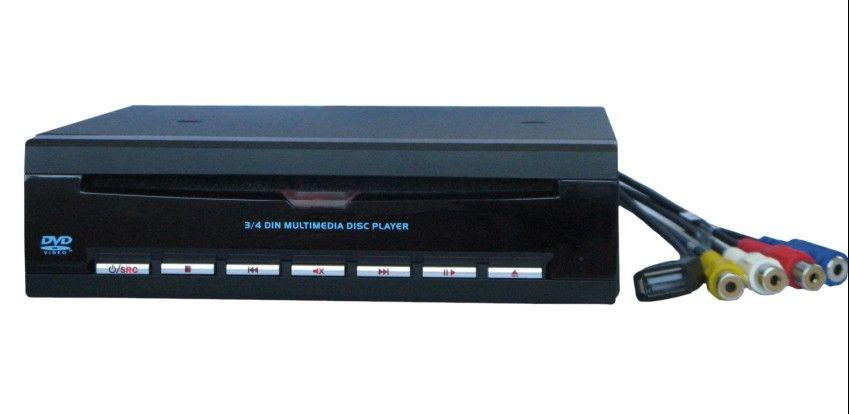 single disc car DVD player with USB 1300B