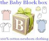 the Baby Block box
